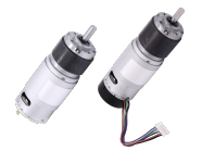 DC-Planetengetriebemotor DSMP360 ohne und mit Encoder - Produktbild klein