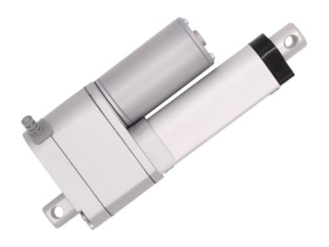 Elektrozylinder DSZY1-POT (Potentiometer) und DSZY1Q-POT (Potentiometer) Produktbild groß