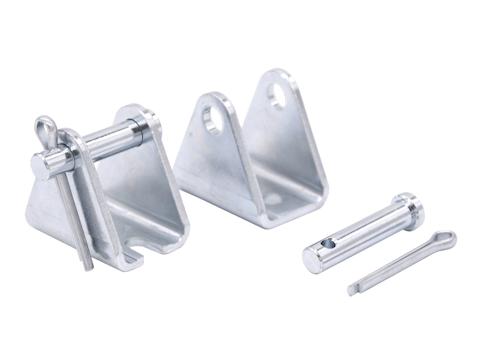 Halterung DSZY1-H02 für die Elekrozylinder-Serien DSZY1 und DSZY1Q (groß)